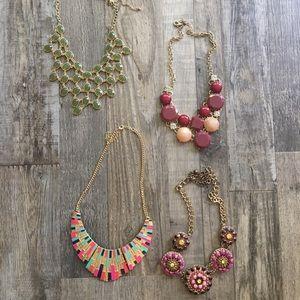 Summer Necklace Bundle